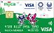mijica 東京2020エンブレム入りデザインカード